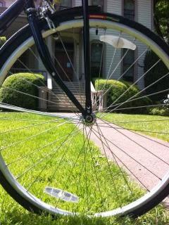 Cycling, Life, and (occasionally) Spirituality