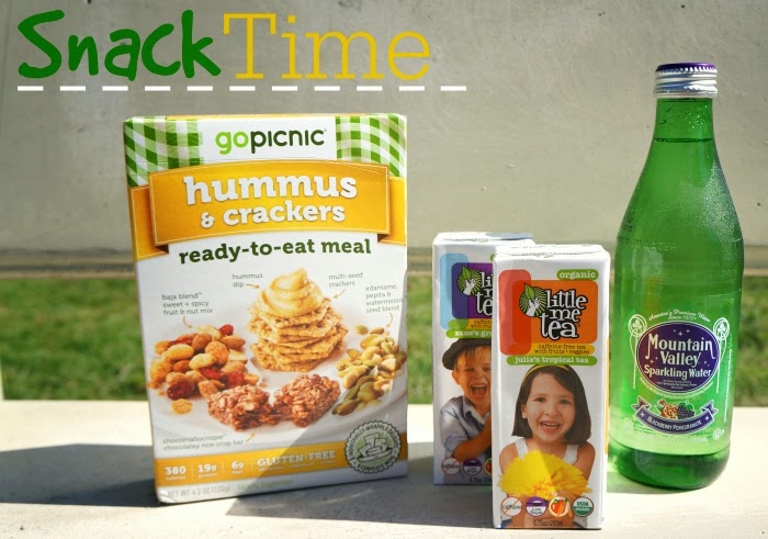 Healthy after school snacks // livingmividaloca.com #ExpoWest