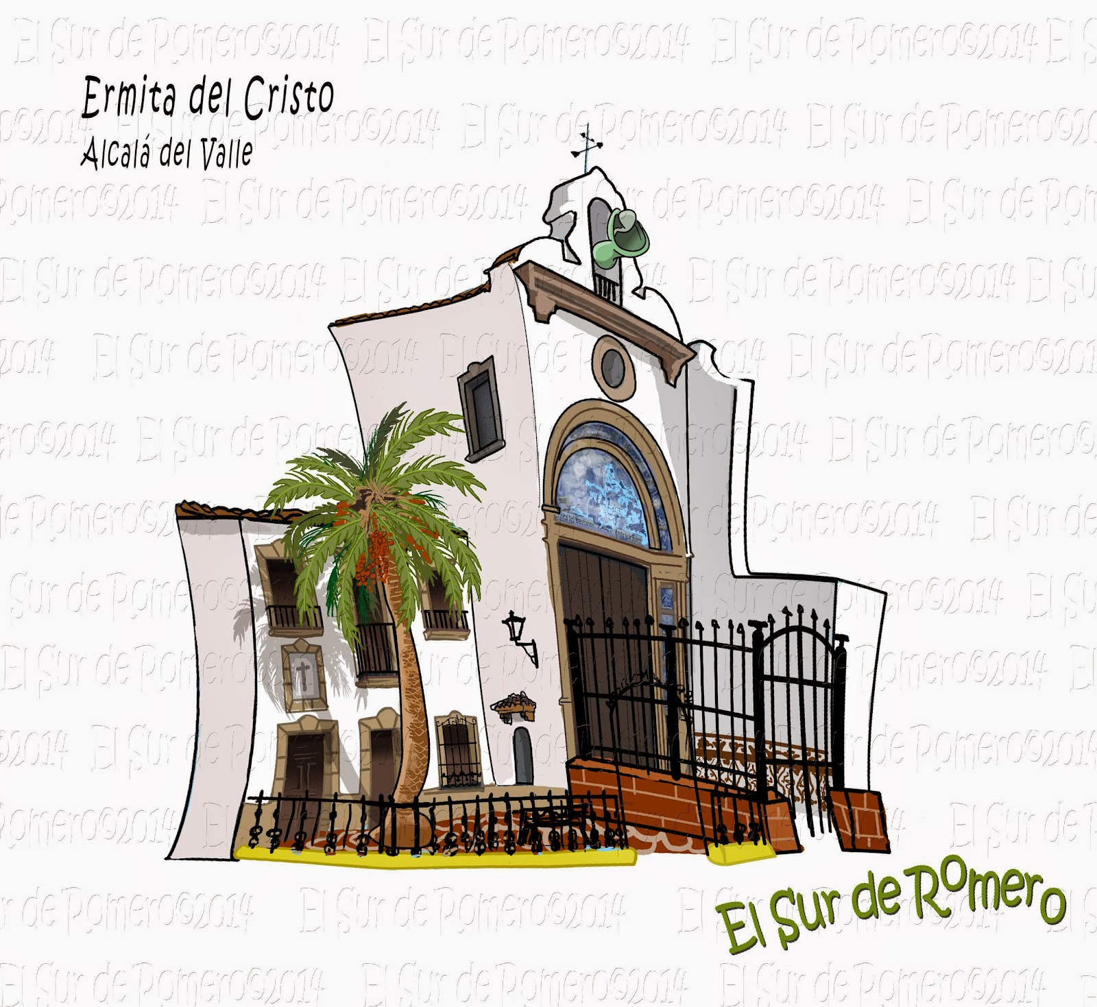 "<img src=""Ermita del Cristo.jpg"" alt=""dibujos de Alcalá del Valle""/>"
