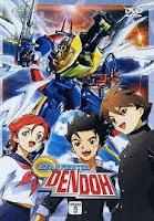 Gear Fighter DendOh 1