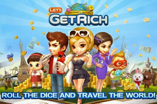 Free Diamond LINE Lets Get Rich for Android without Hack Tool