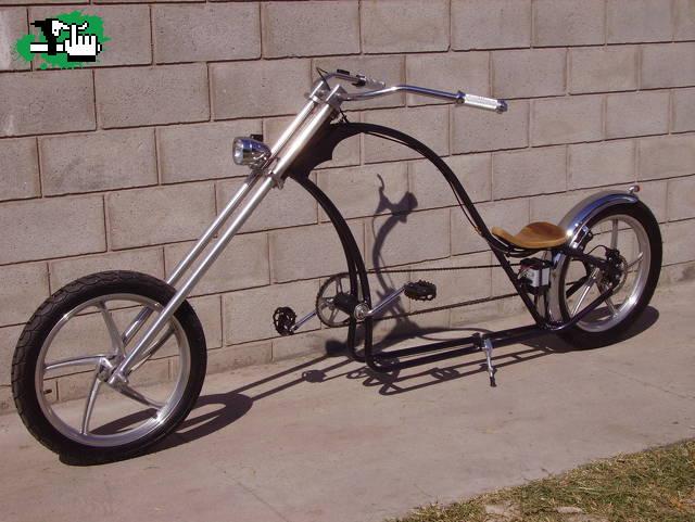 Wild Bikee Bicicleta Chopper