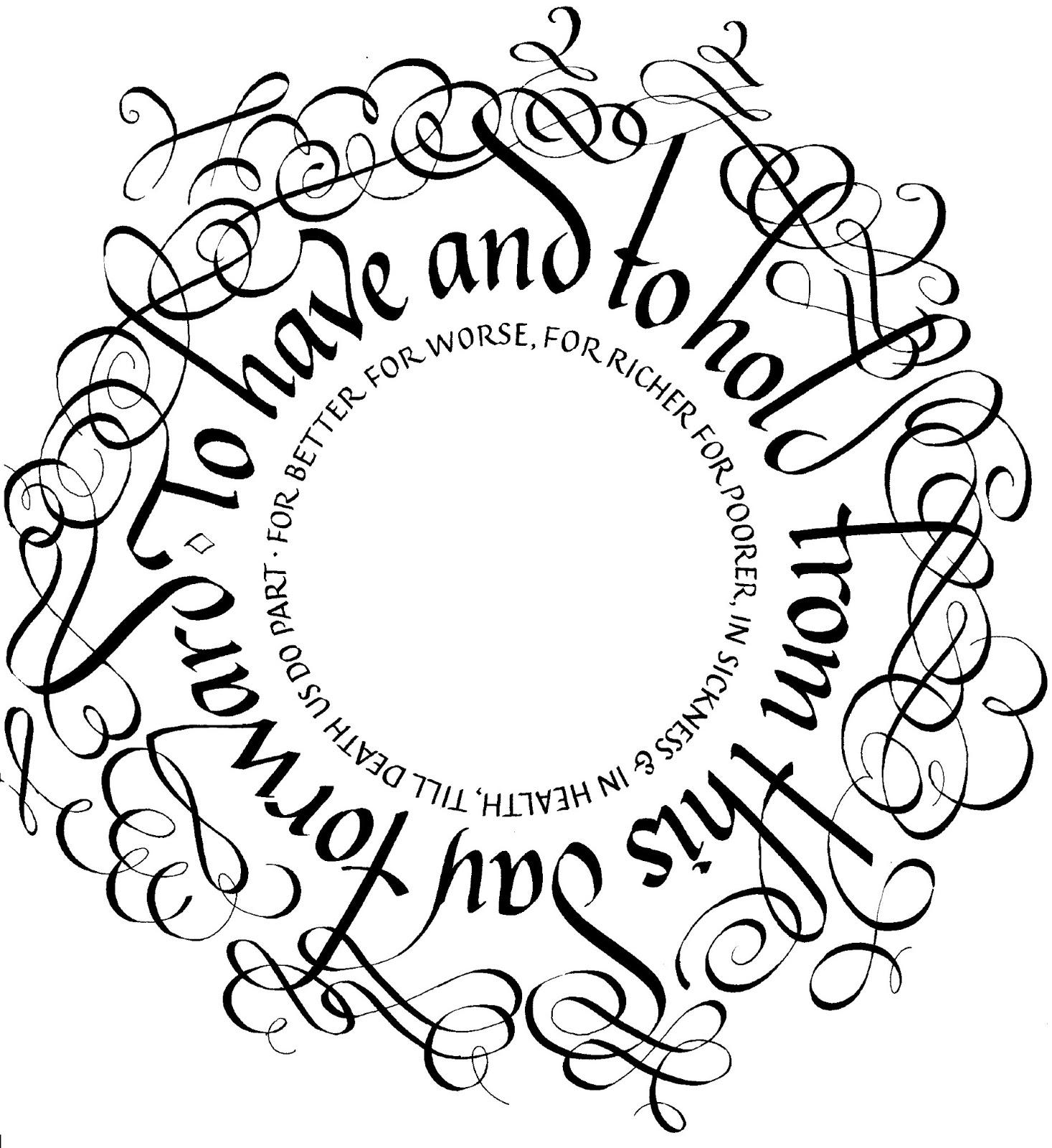 Margaret Shepherd Calligraphy Blog February 2013