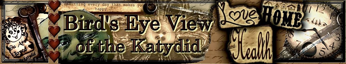 the Katydid on Love, Home and Health
