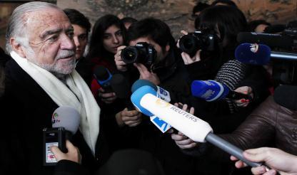 """Manuel Alegre: """"DEU-SE MAIS UMA MACHADADA NA DEMOCRACIA"""""""