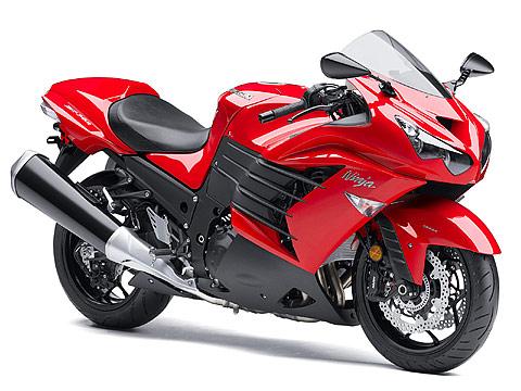 Gambar Motor 2013 Kawasaki Ninja ZX-14R - 480x360 pixels