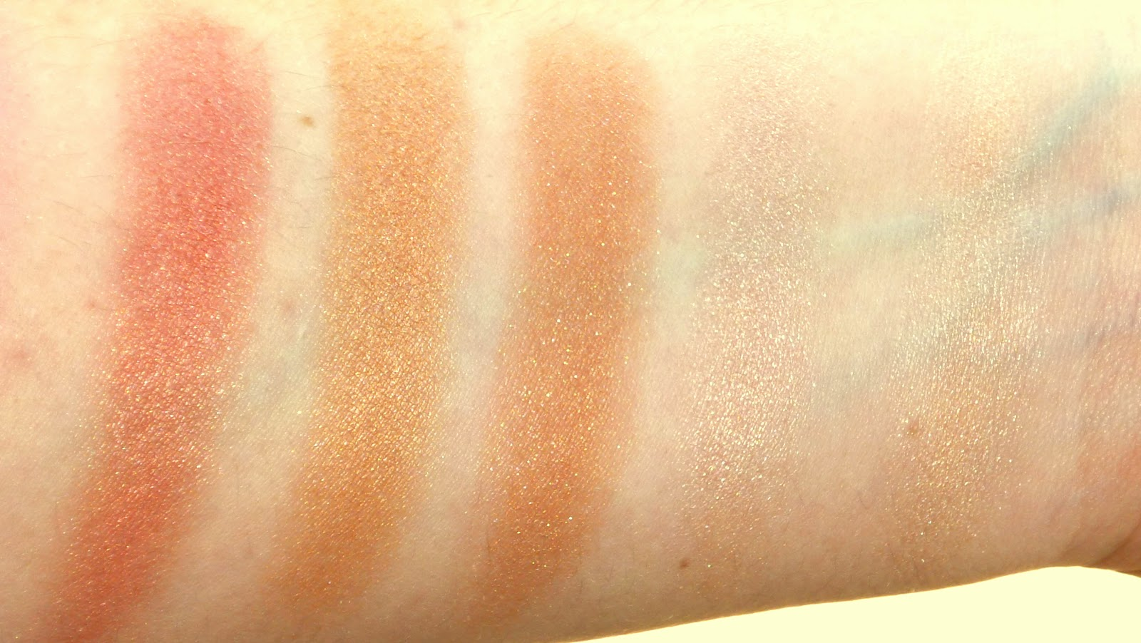 Behind Green Eyes Review Mac Mineralize Skinfinish In