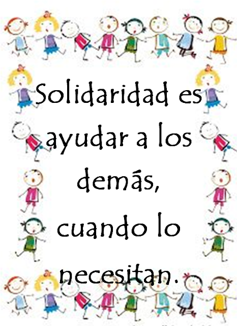 The gallery for --> Solidaridad Valor