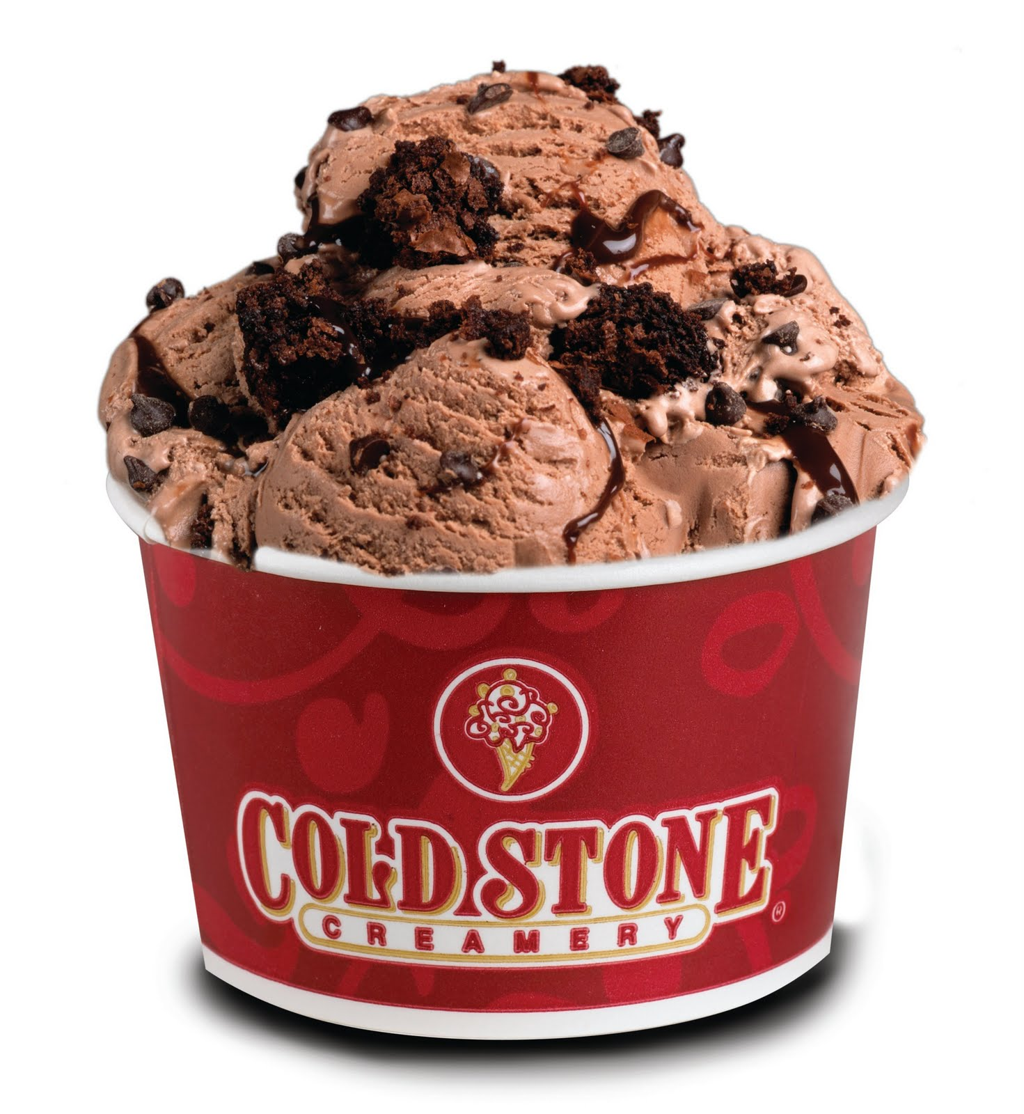 Cold Stone Chocolate Cake