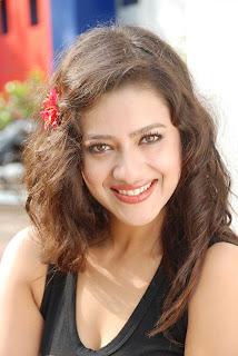 Madalasa Sharma Spicy Makeup Cute Pictureshoot Sleeveless Tank Top Spicy Madalasa