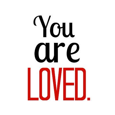 Sugarplum Cuties: You are Loved
