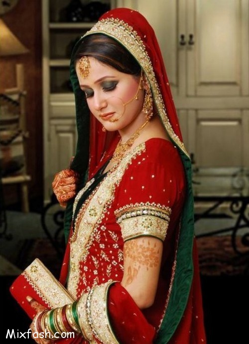 Pakistani Indian Fashion Bridal Wear Marriage Dresses