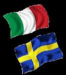 Samarbete Sverige - Italien