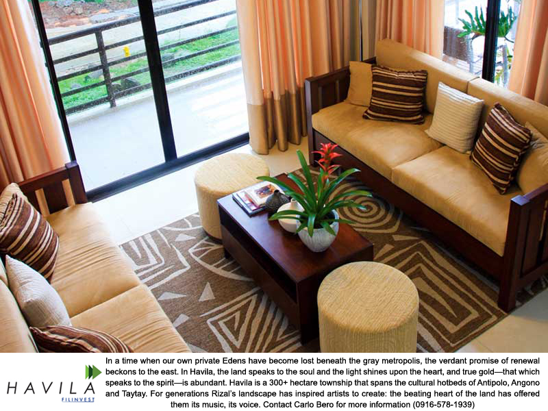 Filinvest havila house and lots for sale in taytay for 8 salon taytay rizal