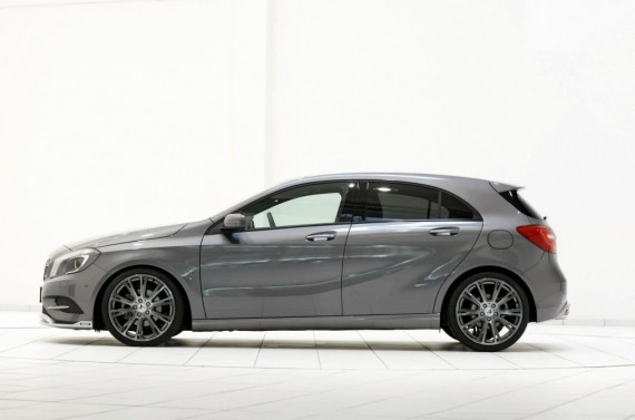 MERCEDES-BENZ A200 CDI TUNED BY BRABUS Mercedes Benz A200 CDI sports hatchback Originally introduced in the late 1990s, the Mercedes Benz A200 CDI .featured front wheel drive.