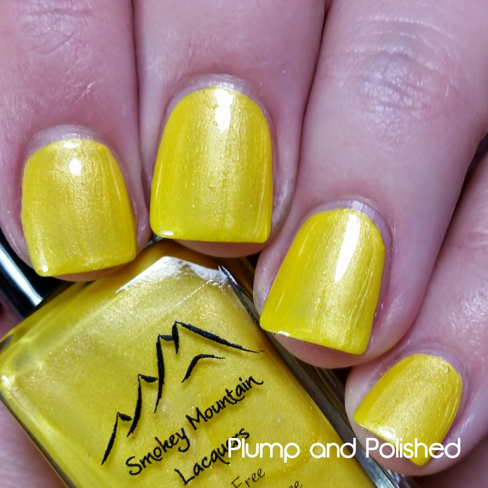 Smokey Mountain Lacquers - Electric Sun