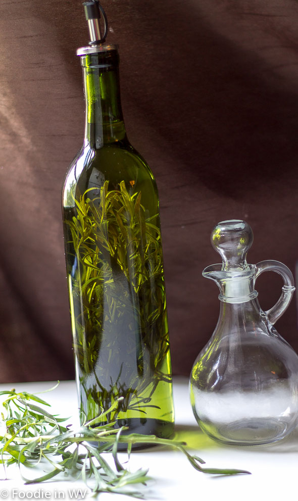 Click for Recipe for Homemade Tarragon Vinegar