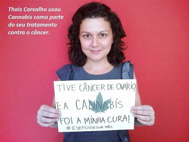 Maconha curou cáncer de ovário