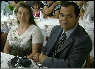 Ev. Ronaldo Silva e esposa Ivana