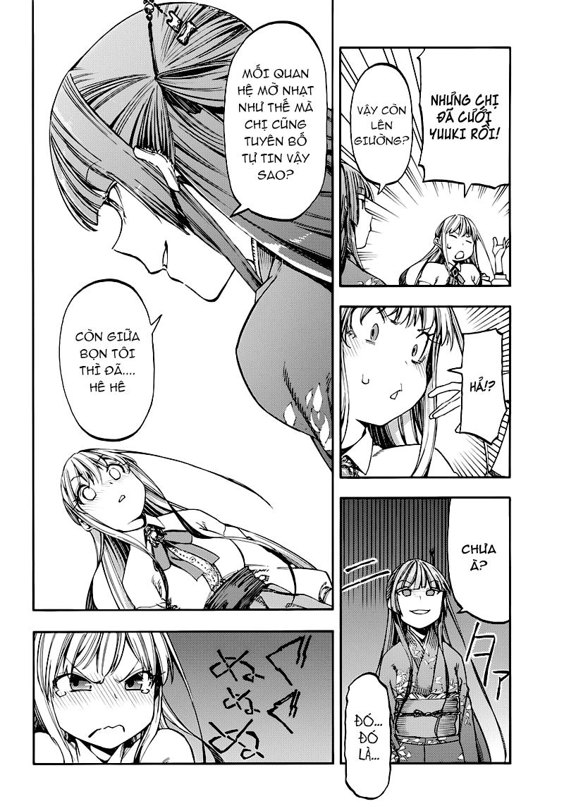 Monku no Tsukeyou ga Nai Rabukome chap 18 Trang 9 - Mangak.info
