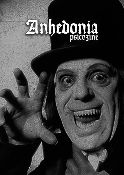 """Lee gratis el primer número de """"Anhedonia Psicozine"""""""