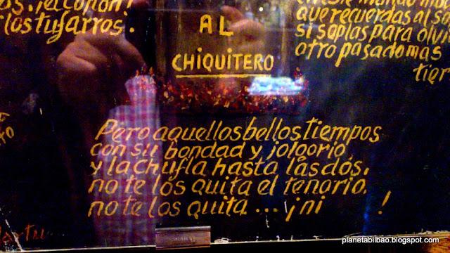 Paisaje humano,chiquitero,txikitero,Melilla y Fez