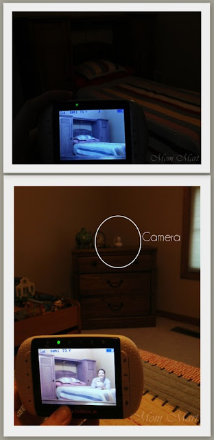 Motorola MBP36-2 Remote Wireless Video Baby Monitor