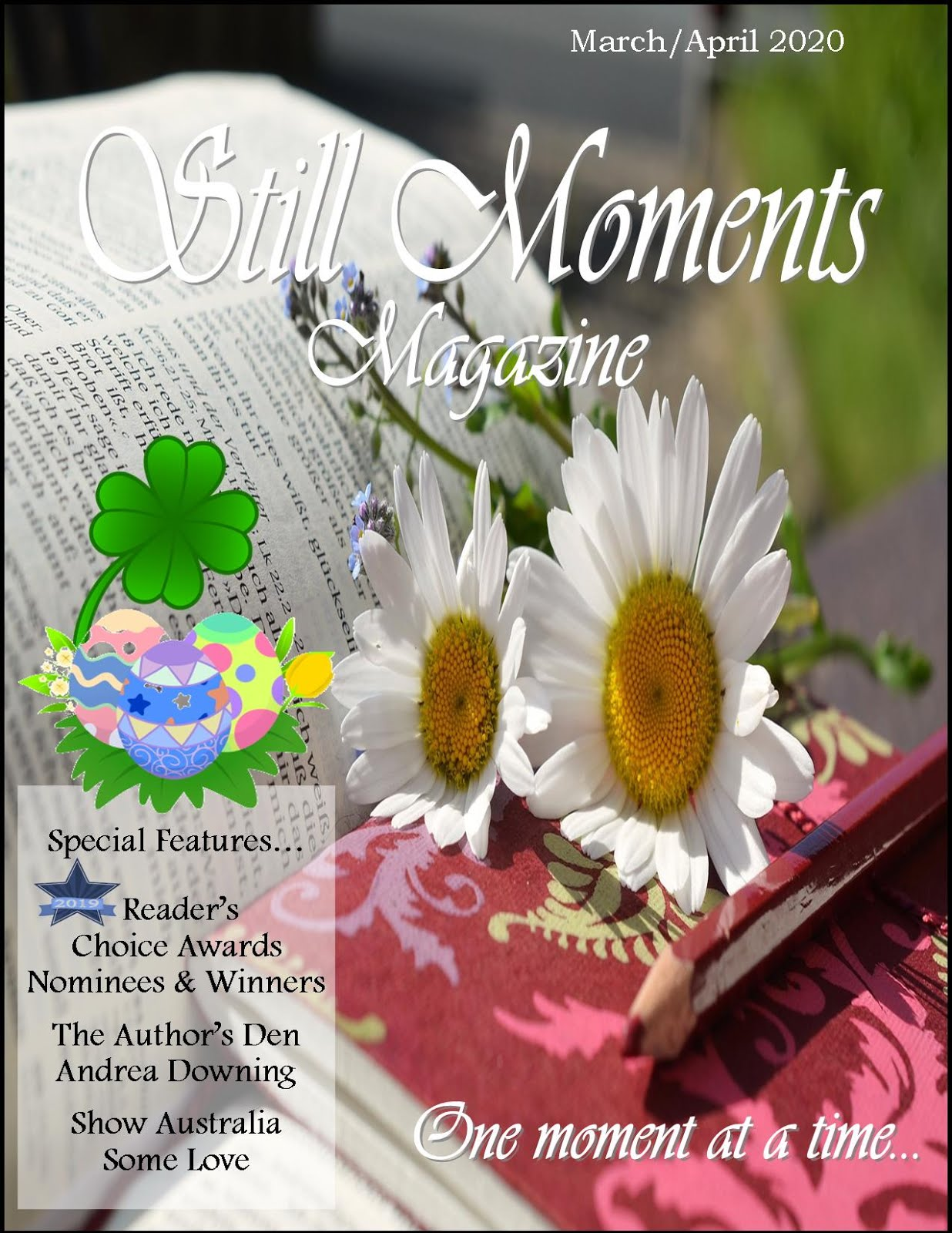 Still Moments Magazine March/April 2020