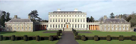Castletown House front view