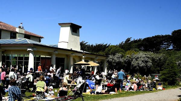 Dog Friendly Restaurants San Francisco