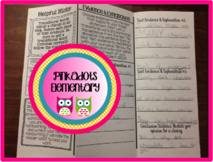 http://www.teacherspayteachers.com/Product/Outstanding-Opinions-An-interactive-scaffolded-approach-to-opinion-writing-1098135