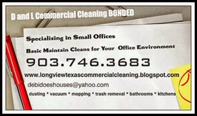 D and L Commercial Cleaning