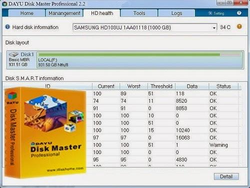 DAYU-Disk-Master-Professional