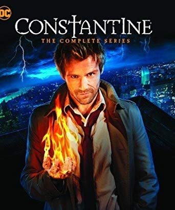 Constantine - 1ª Temporada Séries Torrent Download capa
