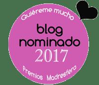 Nominadas Mejor blog infantil 2017
