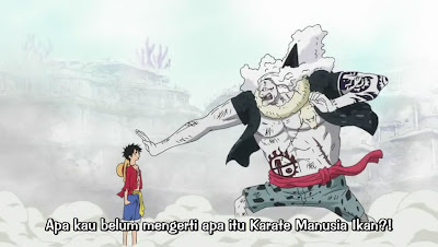 One Piece Episode 558 Sub Indonesia