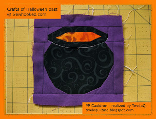 My First Halloween Applique Design