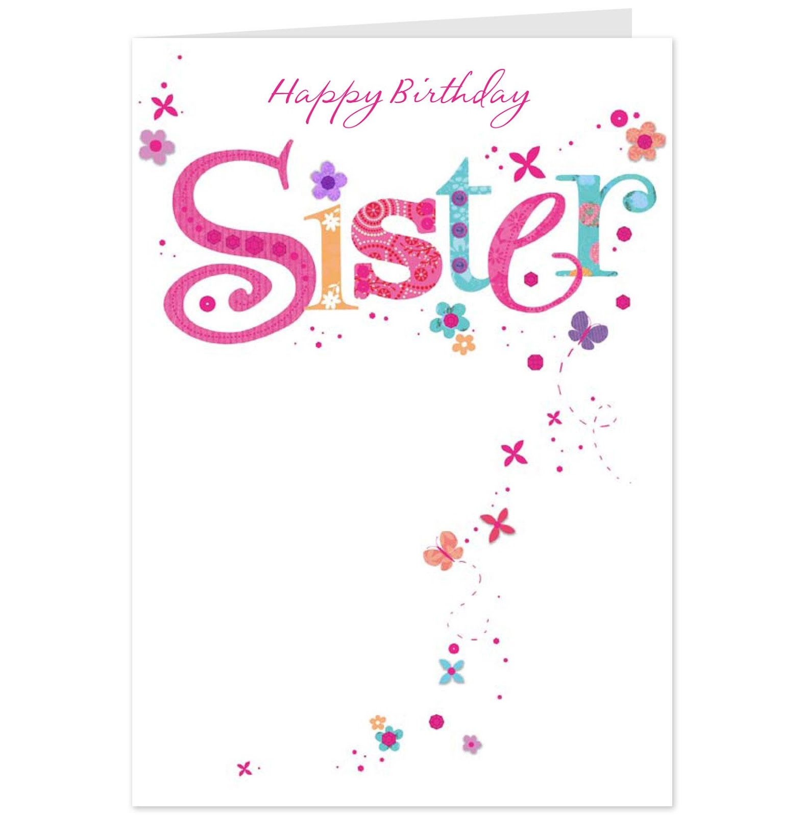 ImagesList.com: Happy Birthday Sister, part 4 Happy Birth Day Images For Sister