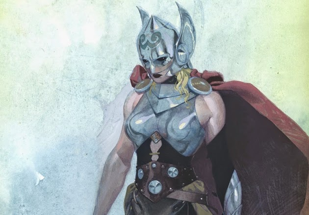 Marvel Announces Female Thor