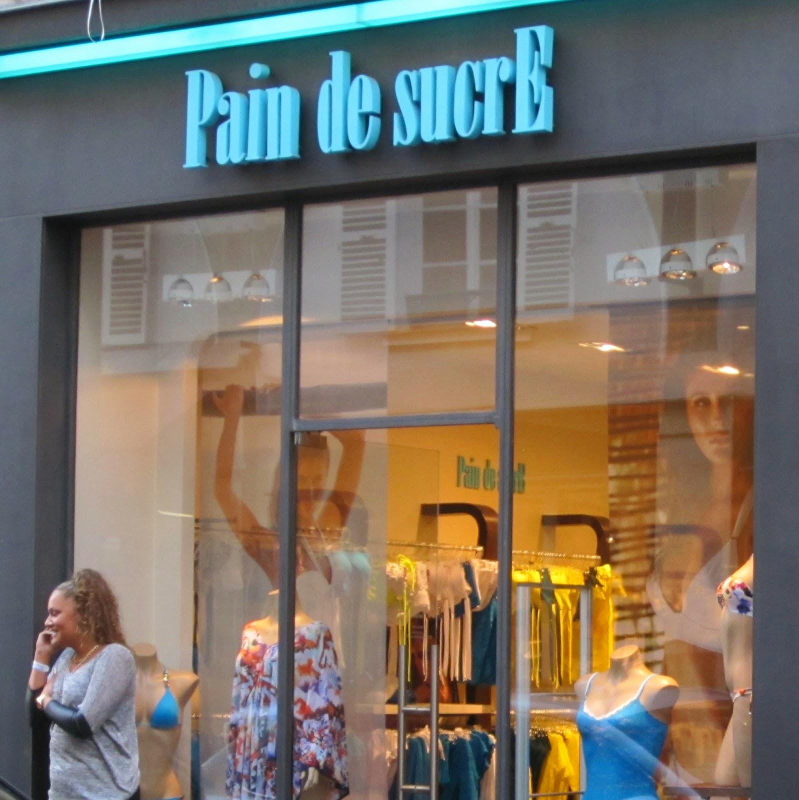 Pain de Sucre Paris Swimwear