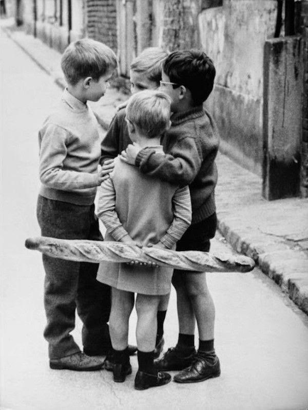 Gamins de paris 1950