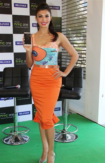 Jacqueline Fernandez at HTC One Event