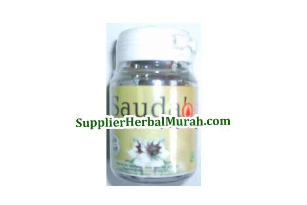 Sauda 'Oil 50 Kapsul