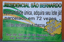 RESIDENCIAL SÃO BERNARDO
