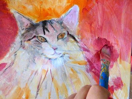 Facebookpagina Kattenkunst