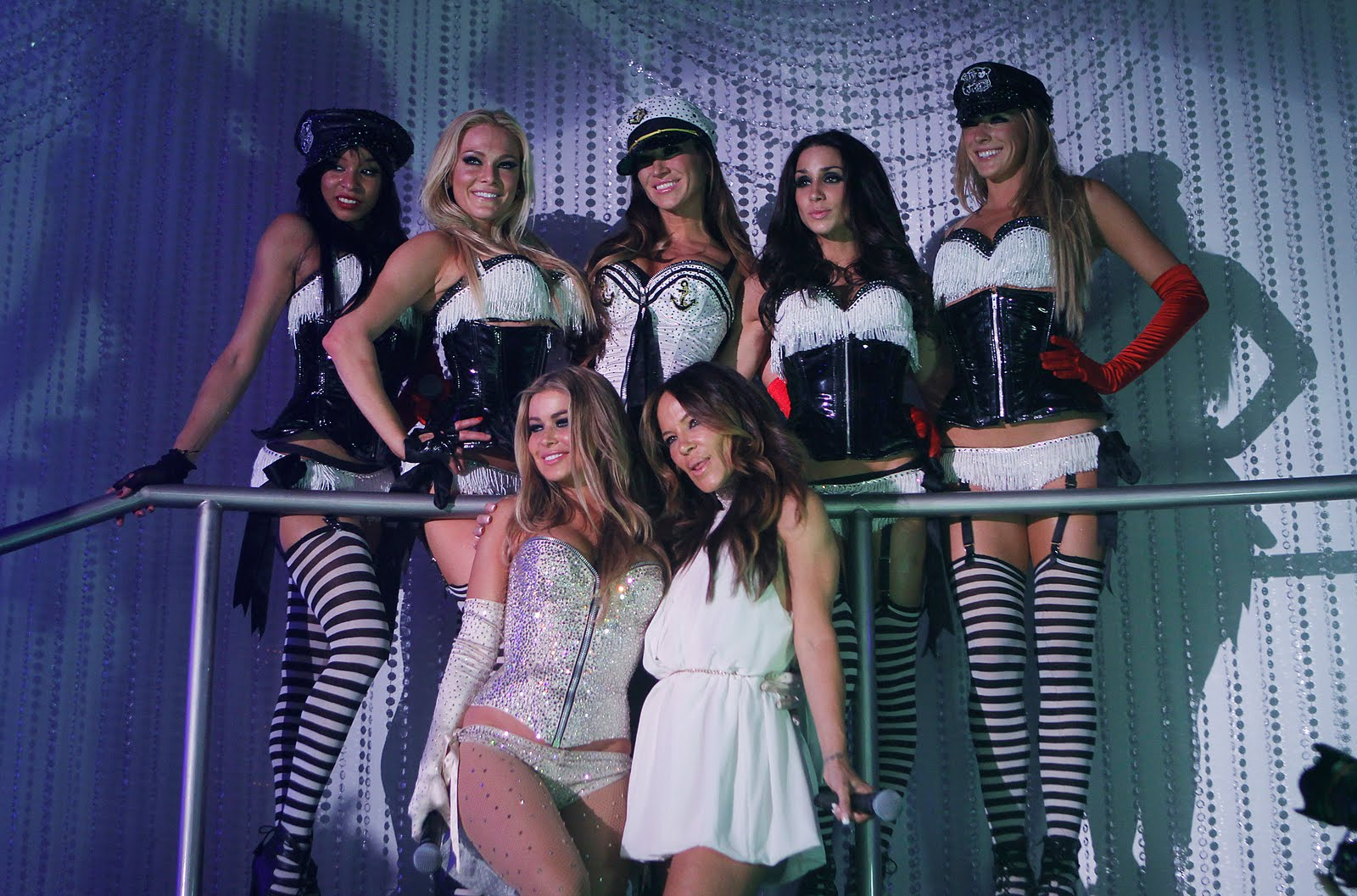 Uncategorized information about pussycat dolls -  They Were Surprised With A Congratulatory Cake From Sugar Factory American Brasserie The Friends Continued To Celebrate Into The Early Hours Of The