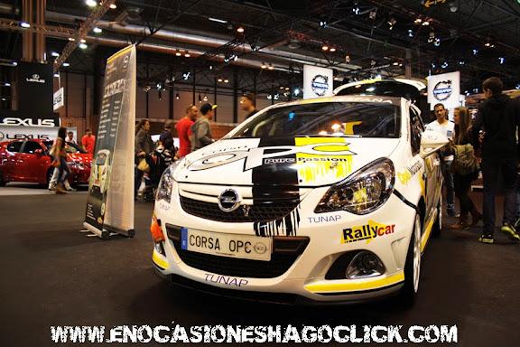 opel corsa opc rallye