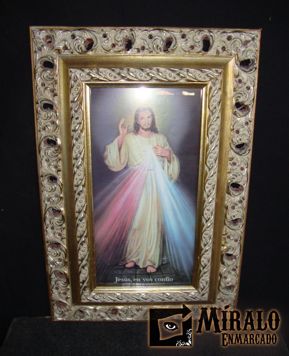 Excelente Marcos De Cuadros Religiosos Componente - Ideas de Arte ...