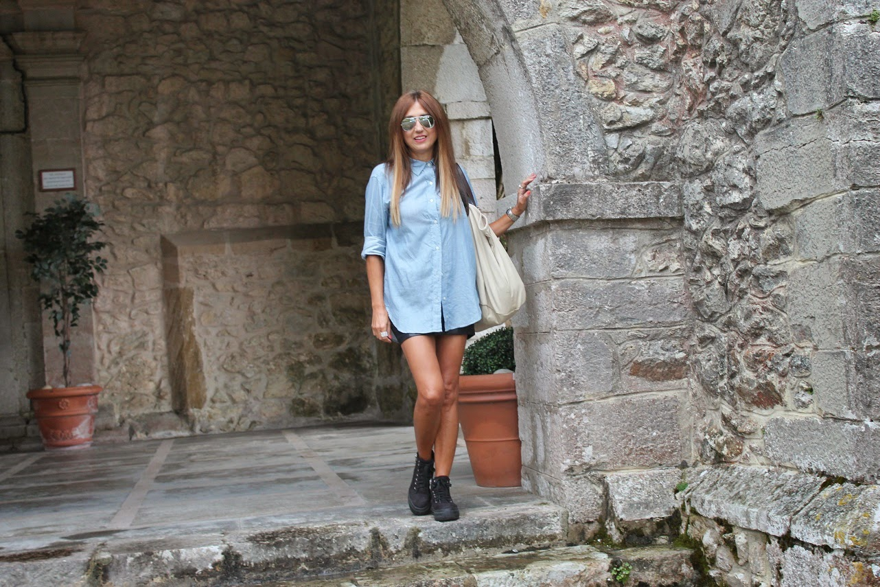 Berenice, Denim&Supply Ralph Lauren, Green Coast, style, look, Fashion Style, Carmen Hummer