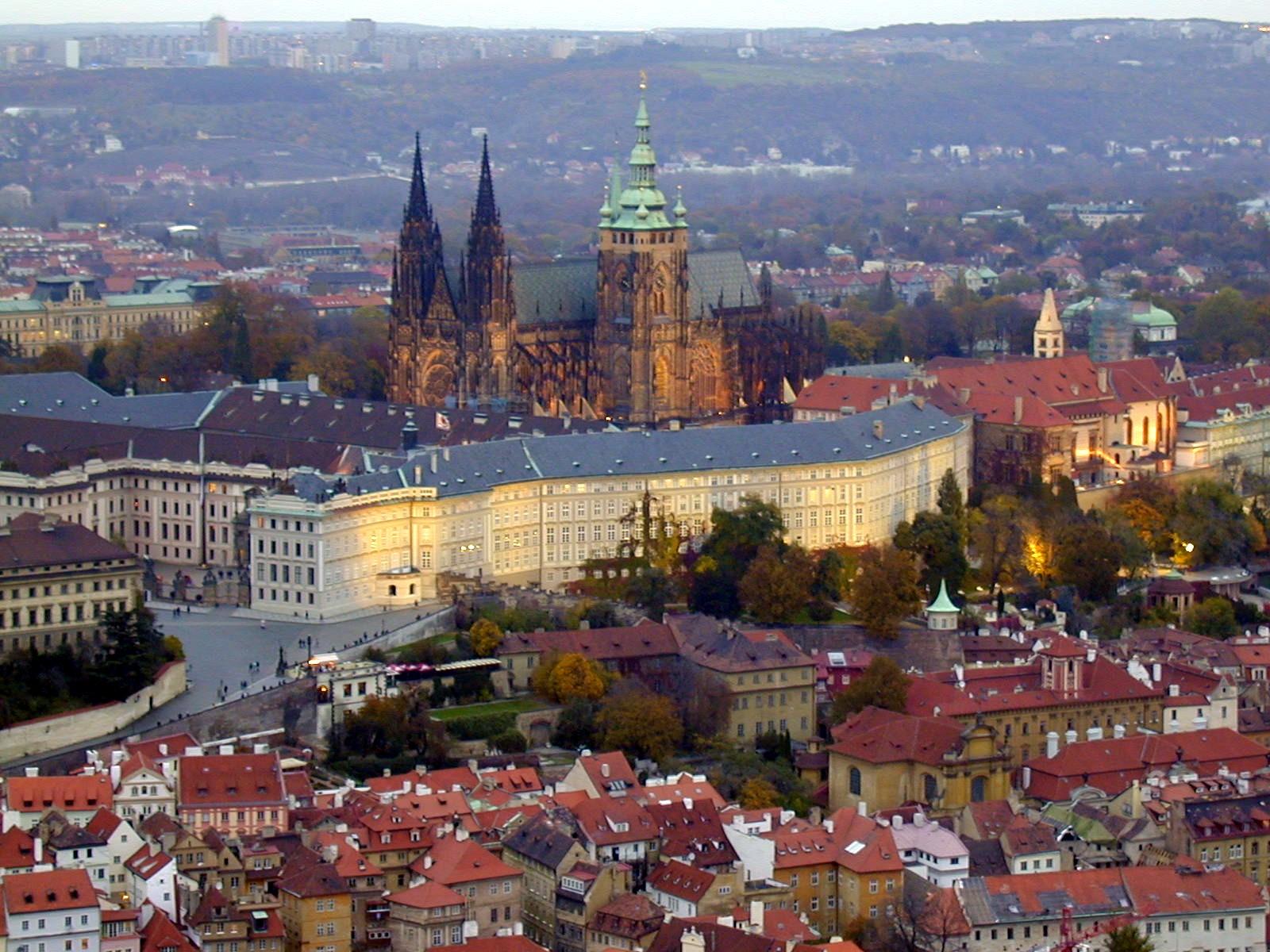 Praga: Eterna Belleza,imágenes HD